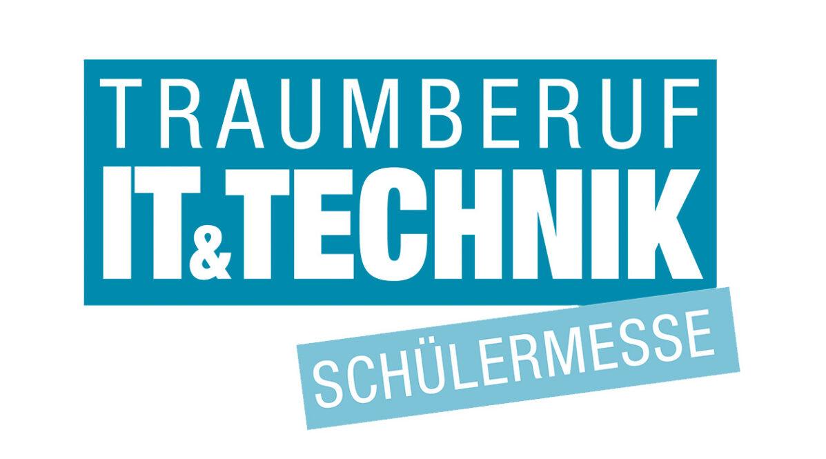 Logo Traumberuf IT & Technik Schülermesse