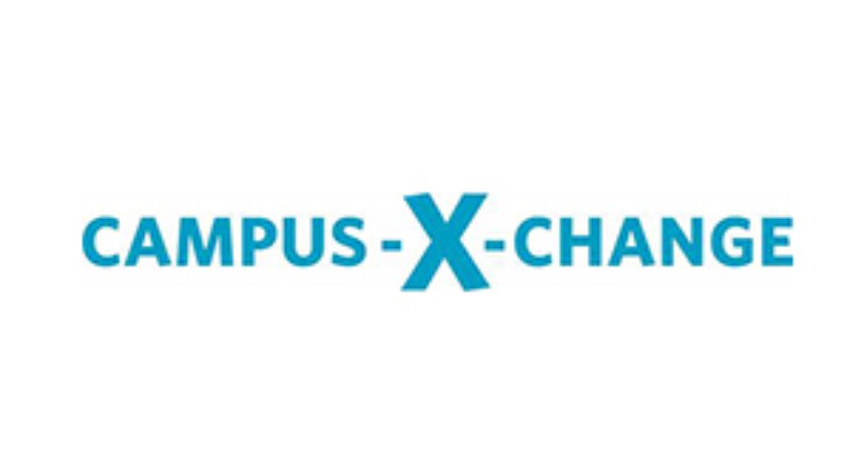 Logo der Messe Campus X Change